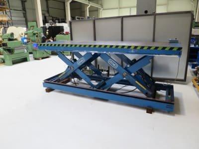 Scissor lift table HYMO 60-34/10
