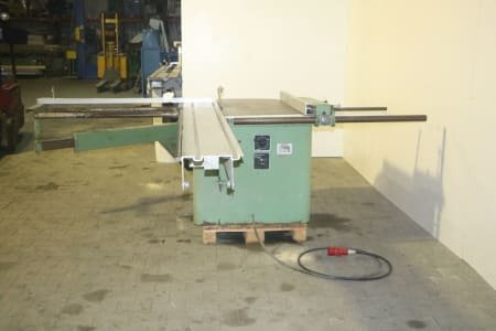 ALTENDORF F90 Sliding table saw