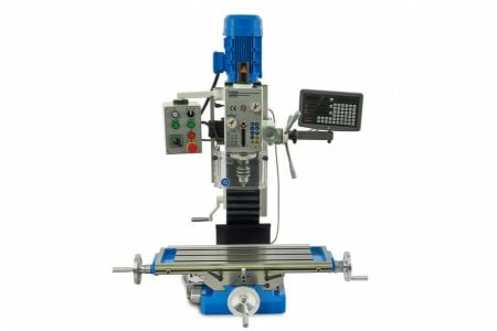 HBM BF 30 DRO PROFI Drilling machine