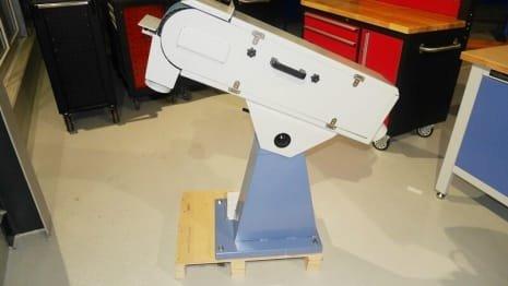 HBM 150 x 2000 Belt sander