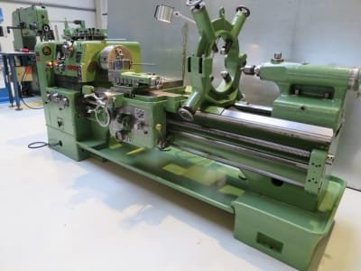 Torno paralelo WEIPERT W 560