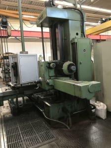 Mandrinadora CNC WOTAN B 105 M