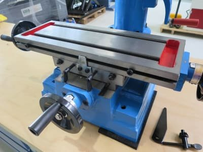 HBM Typ 16 Drilling and milling machine