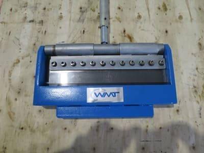 WMT 300/2 Manual press brake