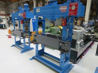 workshop press HIDROLIKSAN HD 160 - 1100