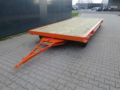 Heavy-duty trailer WMT D10/6,0 x 2,5