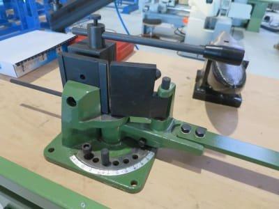 Flat iron bending machine UWM UWM 100
