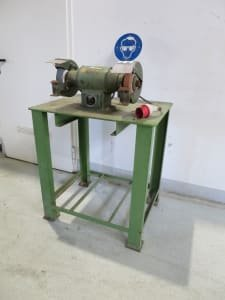 Double bench grinder GREIF D20-1-1