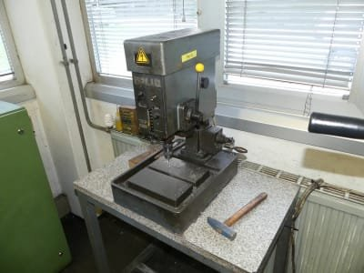 SOLID TB 6 Bench Drilling Machine