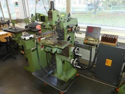 FRIEDRICH DECKEL FP1 Milling Machine