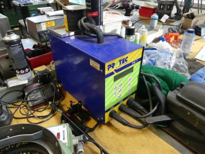 PROTEC PW1 V2.3 Pulse Welding Machine