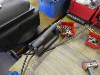 ZUBLER Variostar D50 Hand Milling Spindle / Grinding System
