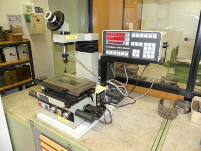 MARCEL AUBERT SA MA 175-515-M Adjusting Microscope
