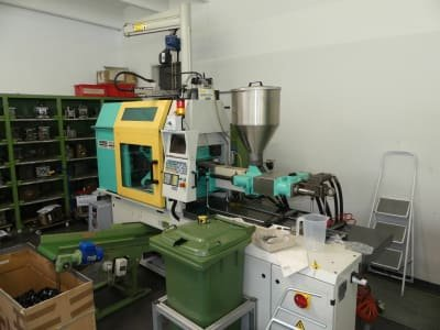 ARBURG Allrounder 320 KS 700-100 Plastic Injection Moulding Machine