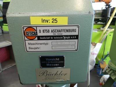 GETECHA GRS126-A7.8 3 Pcs. Material Mills