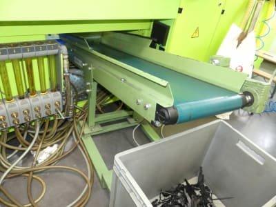 AXMANN 3 Pcs. Inclined Conveyor Belts