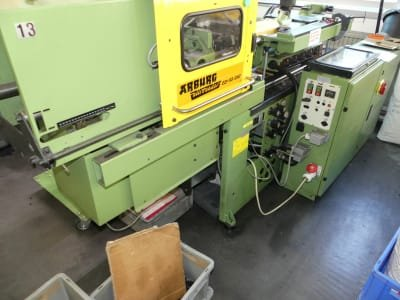 ARBURG Allrounder 221-55-250 Plastic Injection Moulding Machine