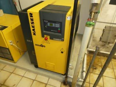 KAESER SX3 Screw Compressor