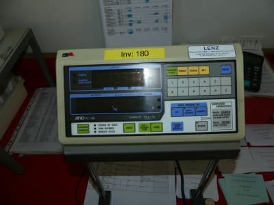 AND FC-10K Counting Scale