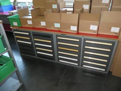 Lot Mailroom Equipment