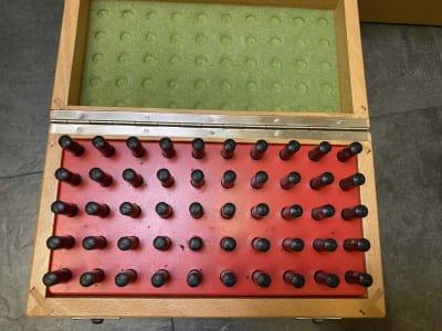 WANZEL Lot Test Pins