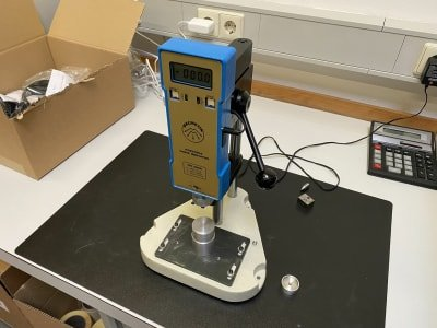 Lot Testing and Measuring Equipment