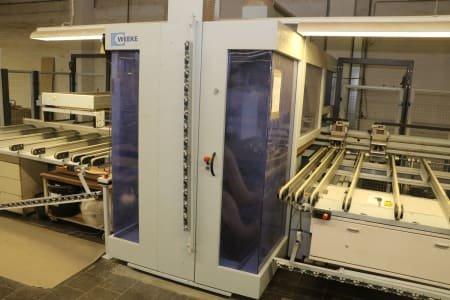 Centro de mecanizado CNC WEEKE BHX 50