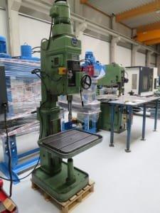 Stand drill WEBO VARIO 30