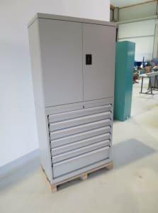 Tool cabinet 2 pcs. WMT Profi Kombi-Schrank