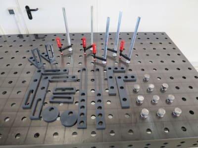 Welding table accessories WMT P-Set 1