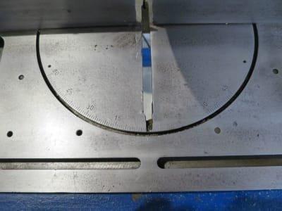 Aluminum saw WEIDMANN WAL 300