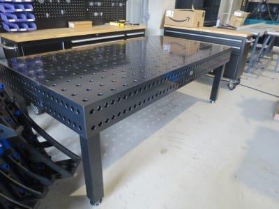 Welding table SIEGMUND 750 - 2,0 x 1,0 Nitriert