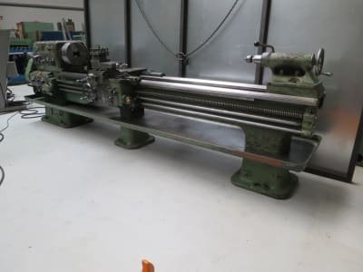 Center lathe VDF-HEIDENREICH & HARBECK V 3