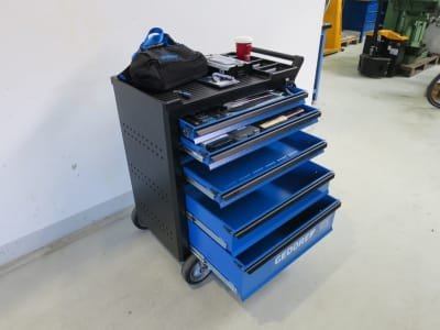 Workshop trolley GEDORE GTT B7