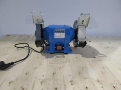 Double bench grinder WMT 150/20+40