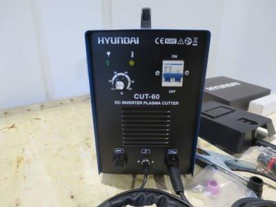 Plasma cutter HYUNDAI CUT 60