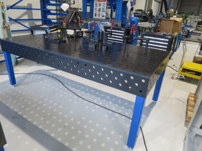 Welding Table WMT 2400 / 1200 Nitri