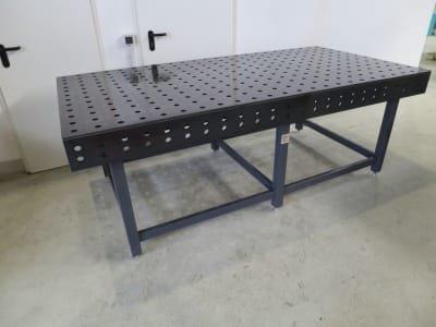 Welding table WMT P-2400 x 1200