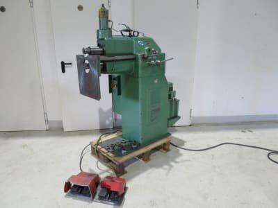 Hydraulic beading machine FASTI 125 x 3