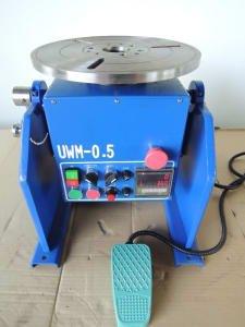 Welding turntable UWM UWM 0,5