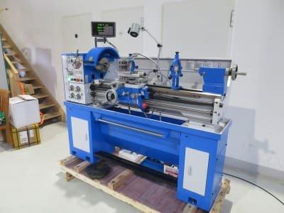 Center lathe HBM 360 x 1000 DRO