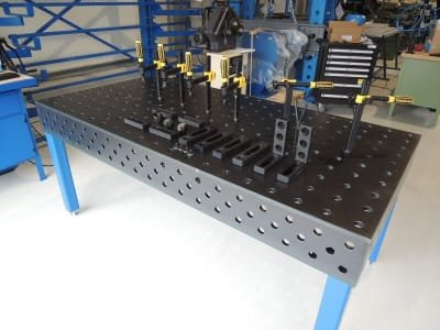 Welding Table WMT 2000 / 1000 Nitri