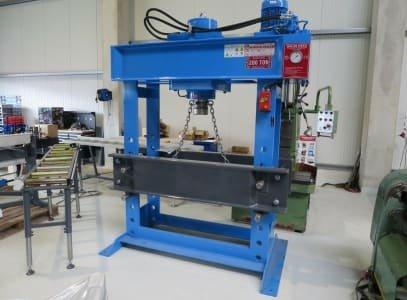 Workshop press HIDROLIKSAN HD 200 - 1300