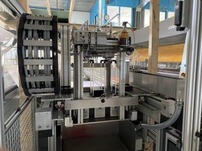 ZIMMER CHROMOJET DPT-103 Coating machine