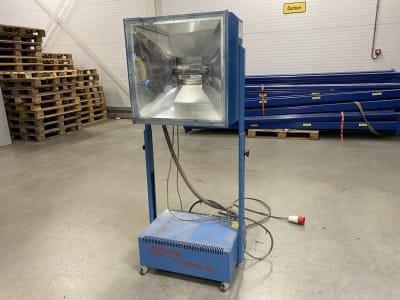 AKTICOP 3500 S Metal-Halide instant copy lamp