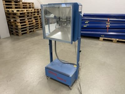 AKTICOP 3500 S Metal-Halide instant copy lamp