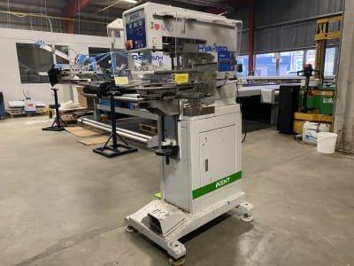 KENT HVA-150 Single colour pad printing machine