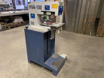 KENT HVA-100 Single colour pad printing machine
