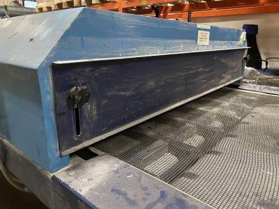 TEMA IR-drying tunnel