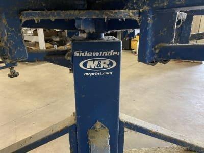 MR PRINT Sidewinder Textile printing carousel
